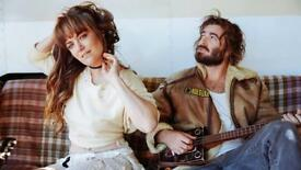2 tickets Angus and Julia Stone London
