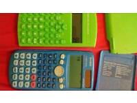 Two calculators