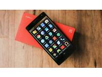 Oneplus 2 (One plus) 64gb mobile phone unlocked for sale.