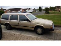 Volvo 740 auto £420 MOT october