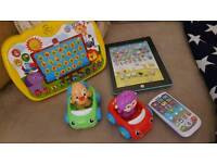 Baby musical play toys. All working ELC. Fisher price