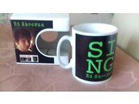 Ed Sheeran Offical Mug