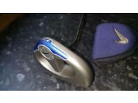 Nike Oz golf club in used condition with cover!can deliver or post!