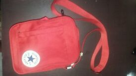 Red Converse bag for man New never used
