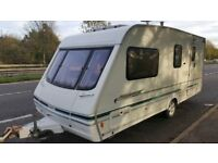 Swift meridian 530 4 berth very good condition awning and extras