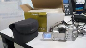 MiNT Boxed Canon Powershot S1 IS Digital Camera