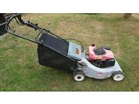 Petrol Lawn Mower + Spares