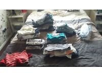 Baby boy clothes 6-9 and 9-12m