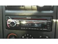 Philips car radio
