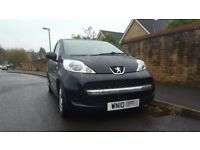 Peugeot 107 Verve, Metallic black, 2010, 5 doors, £2900 ONO, Low Mileage