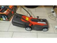 Flymo Mighti-Mo 300 Li cordless lawnmower