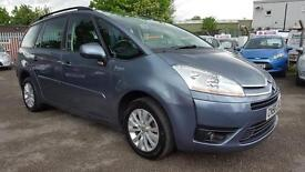 CITROEN PICASSO C4 1.6 HDI VTR+ 7 SEATER 2009 / 1 OWNER / FULL SERVICE HISTORY / HPI CLEAR / 2 KEYS