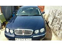 Rover 75 classic saloon