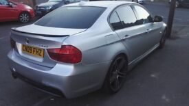 2009 Bmw 330d Auto LCi 310 BHP M SPORT not 320d 325d 335d 530d 525d 535d may swap px