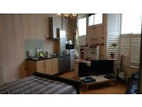 1 Furnished Studio flat, £675 pcm, Kingsdown Area, Bills Included