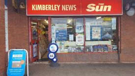 SHOP BUSINESS FOR SALE: KIMBERLEY NEWS LIMITED...28 year Established Newsagents in Kimberley