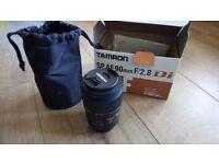 Tamron SP AF 90 mm f2.8 Di