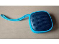 Bluetooth speaker with aux input