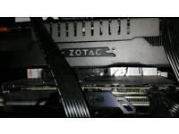Zotac GeForce GTX 980Ti AMP Extreme Edition 6144MB GDDR5 PCI-Express Graphics Card (ZT-90505-10P)