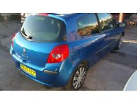 BRILLIANT 09 REG CLIO,ONLY 30K MILES,DRIVES LIKE NEW,FULL SERVICE HISTORY,CHEAP QUICK SALE!!!!