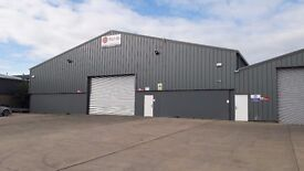 10,000 sqft storage space available at Gloucestershire Airport staverton, 900 pallet spaces
