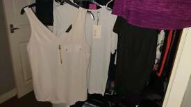 New with tags and preowned womens clothing clothes bundle size 12 - 14 wholesale