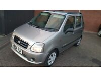 Suzuki WAGON R 1.3L 5 DOOR MANUAL 58,000 MILEAGE £500 ONO