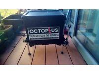 Octoplus vintage seat box made in uk