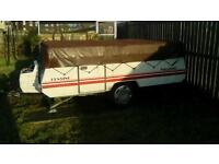 Trailer tent like new for sale