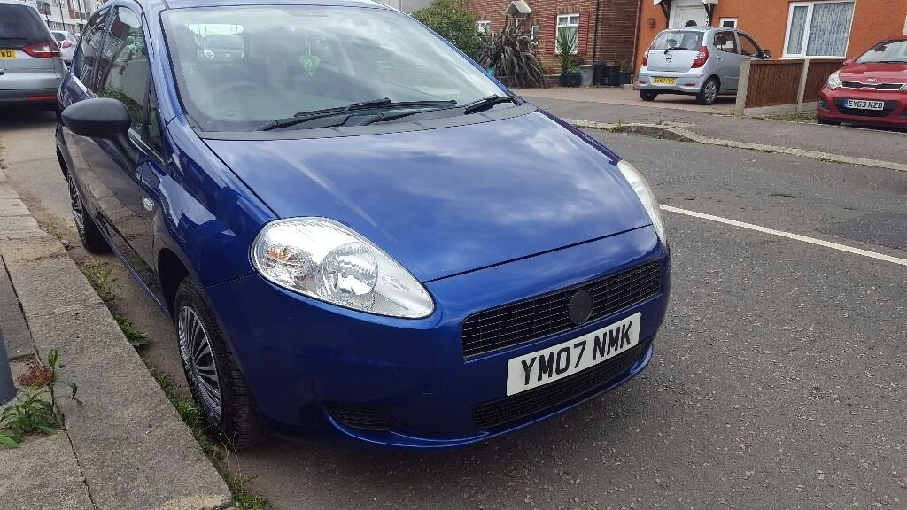 FIAT PUNTO 1.2 ACTIVE 2007 07 REG NEW CLUTCH