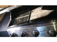 Barbecue BBQ gas