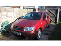 Fiat Punto 1.2 Dynamic, new clutch, cambelt and tensioner Ideal first car