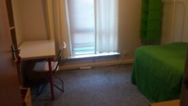 Looking for a flatmate in Anniesland, near West End. Bills included. Room with own bathroom