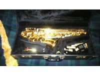 trevor james alto saxophone