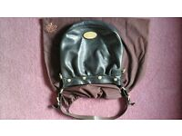 "MULBERRY "" MITZY HOBO "" HANDBAG."