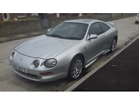 Toyota celica immaculate condition inside and out