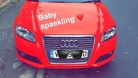 **Audi a3 Special adition**