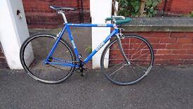 SINGLE SPEED BIKE BICYCLE + XTRAS (£400 ONO)