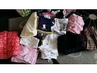 massive bundle of girls 4-5 clothes