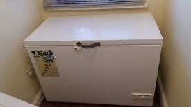 Very large chest freezer, catering