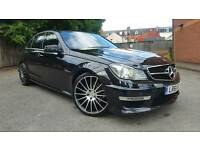 2011 MERCEDES C350 CDI SPORT FULL C63 AMG REPLICA INSIDE OUT FULLY LOADED C220 C CLASS PX M3