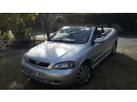 Vauxhall Astra Convertible