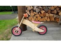 Free balance bike by Schwing