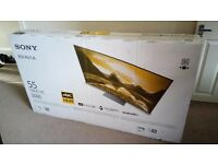SONY BRAVIA KD-55SD8505BU Curved TV 1299 RRP, Used only few times, all packed, 12 months warranty