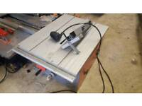 1500W 250 blade table saw