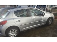 Used 2012 Peugeot 207 for sale (female owner)