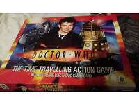 DOCTOR WHO TIME TRAVELLING ACTION GAME.