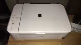 CANON PRINTER USED ONCE