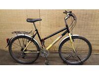 Ladies town bike DELTA CLASSIC Frame 19''