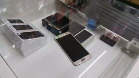 With RECEIPT Great condition UNLOCKED Samsung Galaxy S6 32GB Gold Platinum